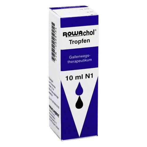 Rowachol Tropfen - 1