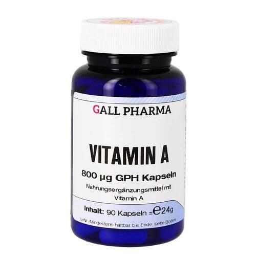 Vitamin A 800 µg GPH Kaps - 1