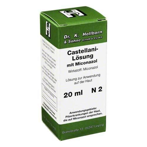 Castellani mit Miconazol Lösung - 1