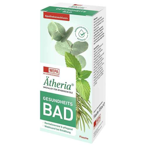 Ätheria revitalisierendes Gesundheitsbad - 1