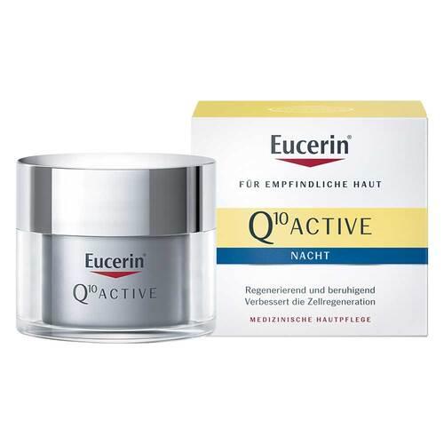 Eucerin Q10 Active Nachtpflege - 1