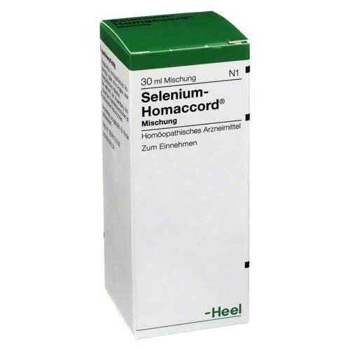 Selenium Homaccord Tropfen - 1