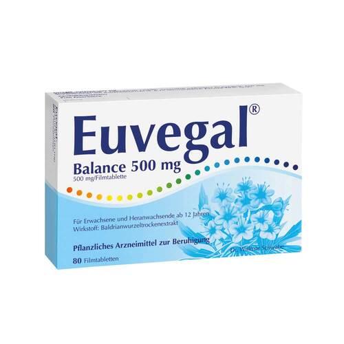 Euvegal Balance 500 mg Filmtabletten - 1