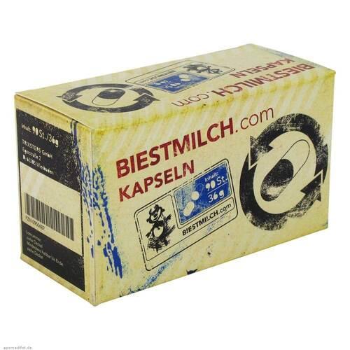 Biestmilch Com Kapseln - 1