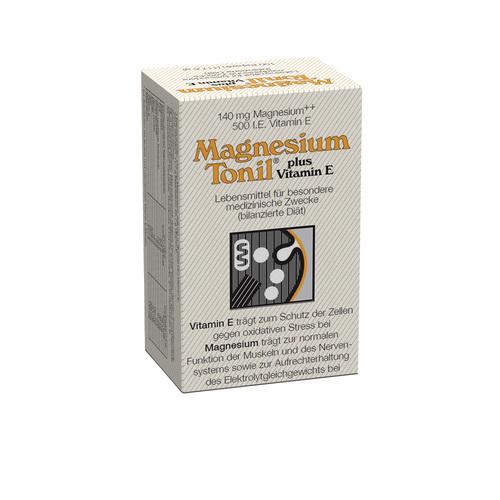 Magnesium Tonil plus Vitamin E Kapseln - 1