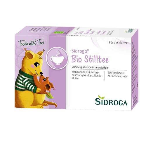 Sidroga Bio Stilltee Filterbeutel - 1