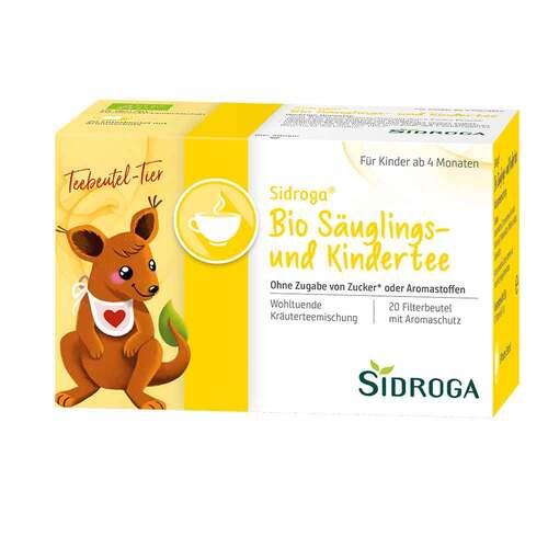 Sidroga Bio Säuglings- und Kindertee Filterbeutel - 1