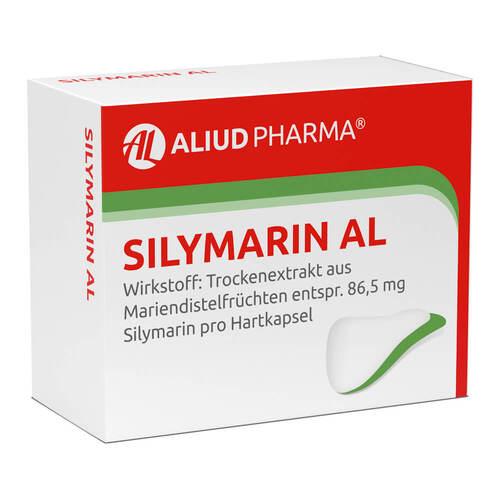 Silymarin AL Hartkapseln - 1