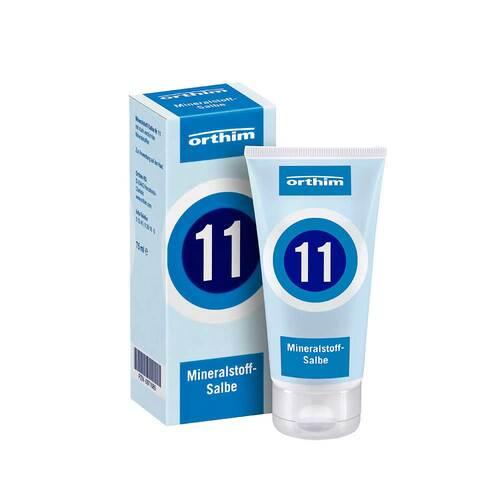Mineralstoff-Salbe Nr.11 - 1