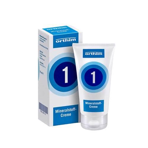 Mineralstoff-Creme Nr.1 - 1