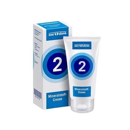 Mineralstoff-Creme Nr.2 - 1