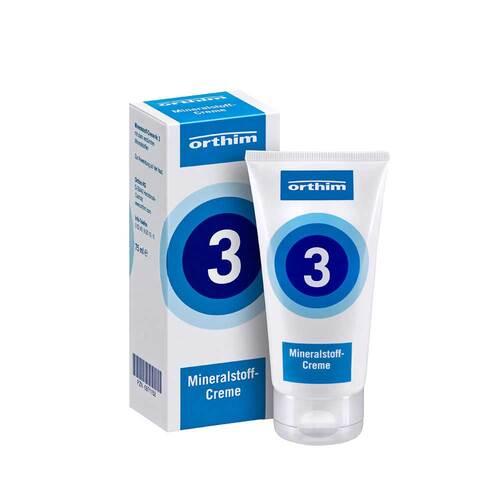 Mineralstoff-Creme Nr.3 - 1