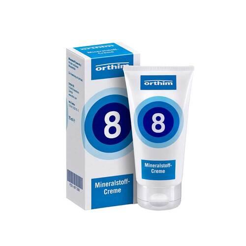 Mineralstoff-Creme Nr.8 - 1