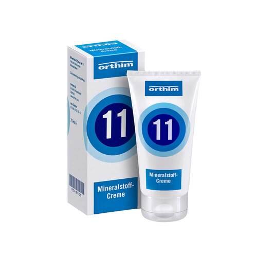 Mineralstoff-Creme Nr.11 - 1