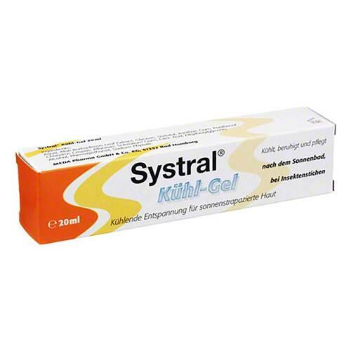 Systral Kühl Gel - 1