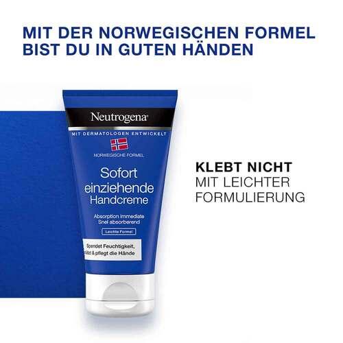 Neutrogena norweg.Formel sofort einzieh.Handcreme - 3