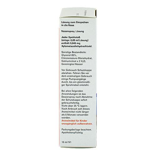 Nasenspray ratiopharm Kinder - 3