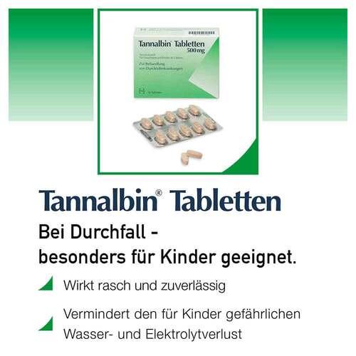 Tannalbin Tabletten - 2