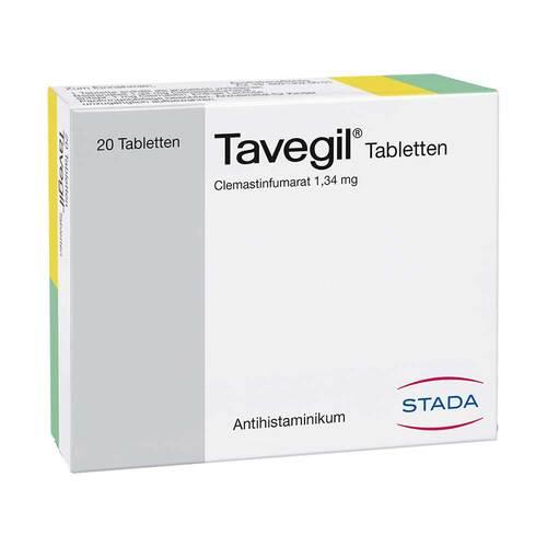 Tavegil Tabletten - 1