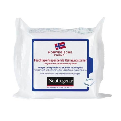 Neutrogena norweg.Formel Reinigungstücher - 1