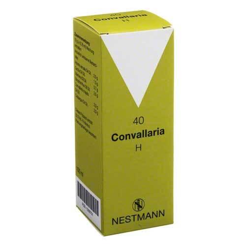 Convallaria H Nr. 40 Tropfen - 1