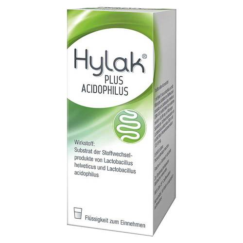 Hylak plus Acidophilus Lösung zum Einnehmen - 1