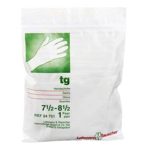 TG Handschuhe mittel Größe 7 1 /  - 1