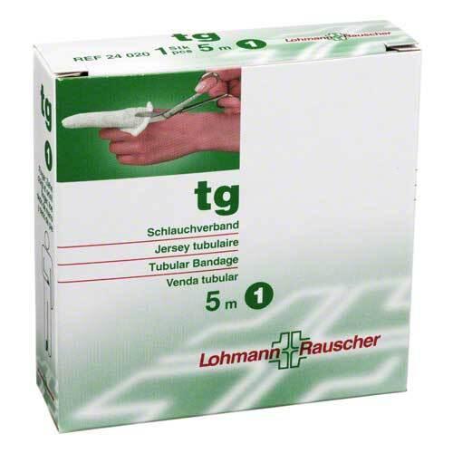 TG Schlauchverband Größe 1 5 m weiß 24020 - 1