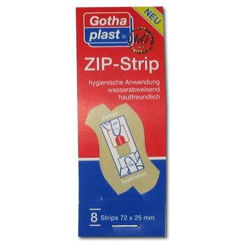 Zip Strip wasserabweisend 72 - 1
