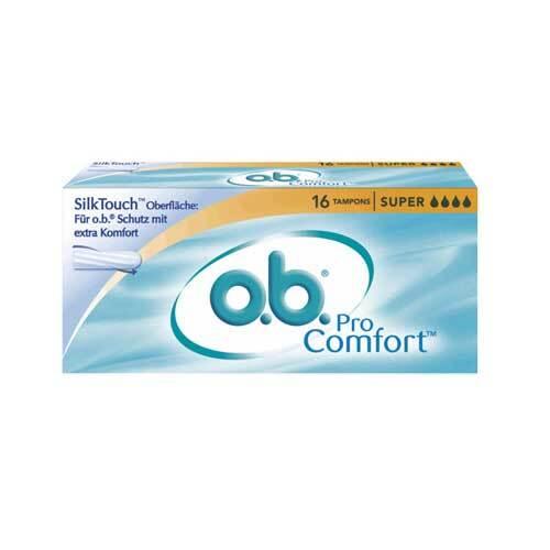 O.B. Tampons Procomfort supe - 1