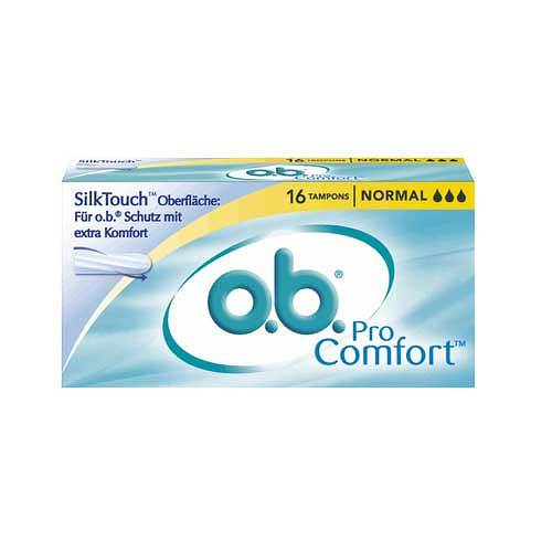 O.B. Tampons Procomfort norm - 1