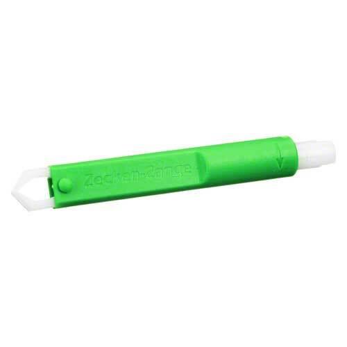 Zeckenzange Kunststoff - 1