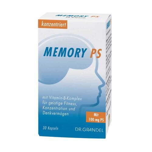 Memory PS Kapseln Grandel - 1