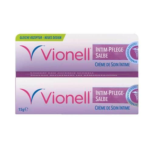 Vionell Intim Pflege Salbe - 1