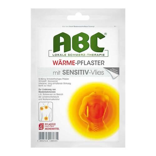 ABC Wärme Pflaster sensitiv - 1