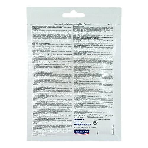 ABC Wärme Pflaster sensitiv - 2