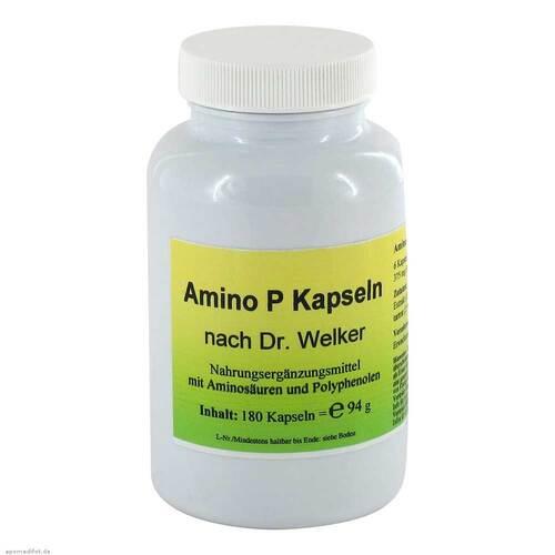 Amino P Kapseln nach Dr. Welker - 1
