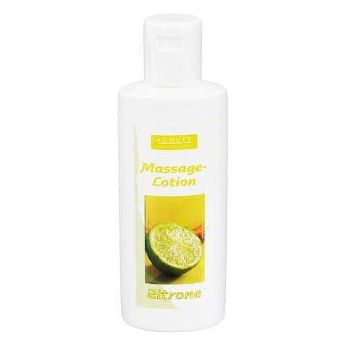 Massage-Lotion Zitrone - 1