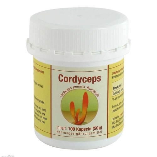 Cordyceps sinensis Kapseln - 1