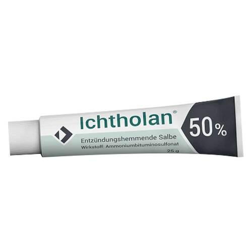 Ichtholan 50% Salbe - 1