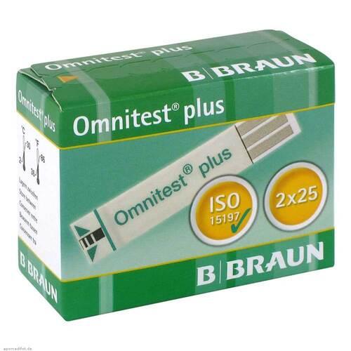 Omnitest Plus Teststreifen - 1