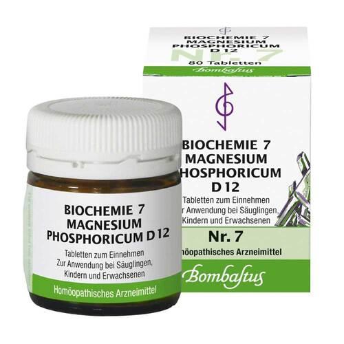 Biochemie 7 Magnesium phosphoricum D 12 Tabletten - 1