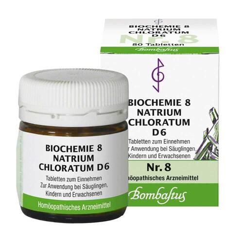 Biochemie 8 Natrium chloratum D 6 Tabletten - 1