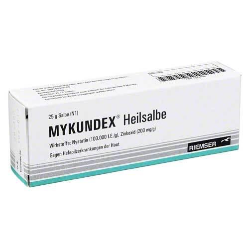 Mykundex Heilsalbe - 1