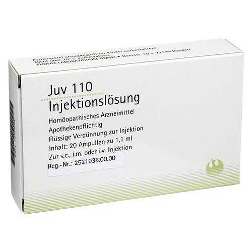 Juv 110 Injektionslösung Ampullen - 1