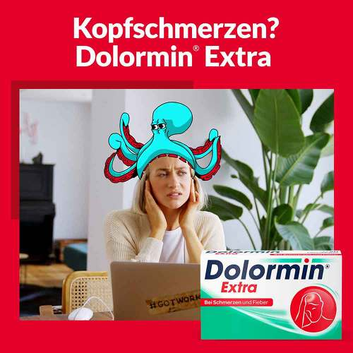 Dolormin extra Filmtabletten - 2