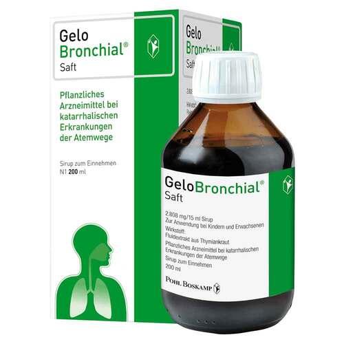 Gelobronchial Saft - 1