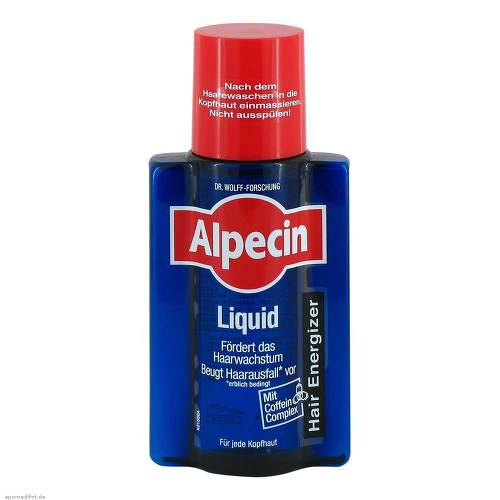 Alpecin After Shampoo Liquid - 1