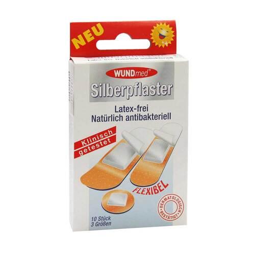 Silberpflaster 3 Größen steril - 1