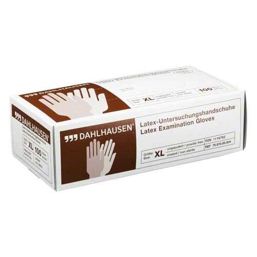 PZN 01116762 Handschuhe, 100 St